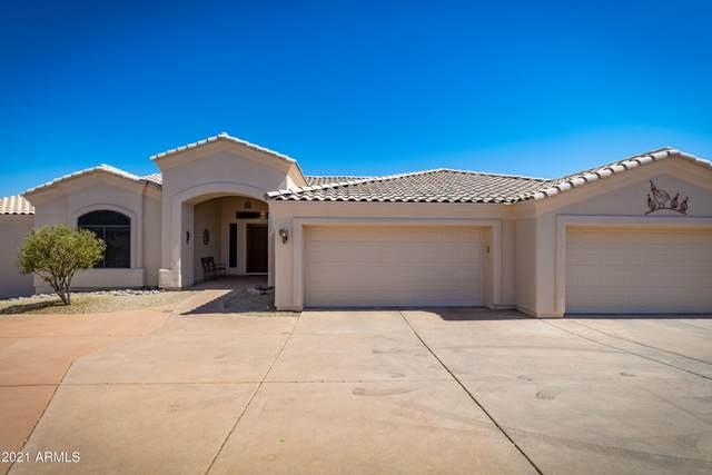 15833 E Eagle Crest Road, Fountain Hills, AZ 85268 (MLS #6227334) :: Yost Realty Group at RE/MAX Casa Grande