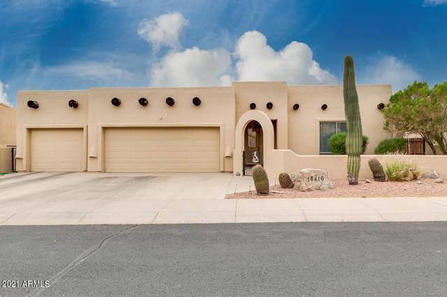 18416 N 14TH Street, Phoenix, AZ 85022 (MLS #6227341) :: Power Realty Group Model Home Center