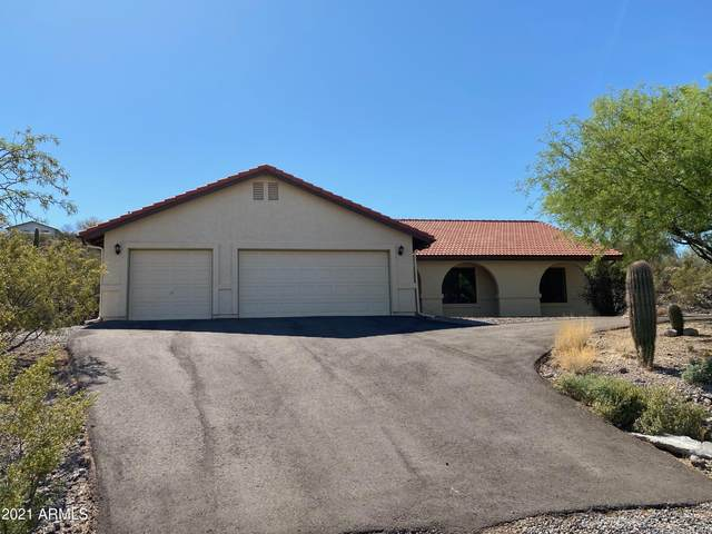 990 S Horseshoe Trail, Wickenburg, AZ 85390 (MLS #6227346) :: Long Realty West Valley