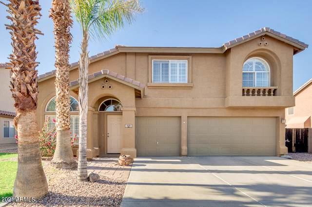 518 E Mayfield Drive, San Tan Valley, AZ 85143 (MLS #6227413) :: Klaus Team Real Estate Solutions
