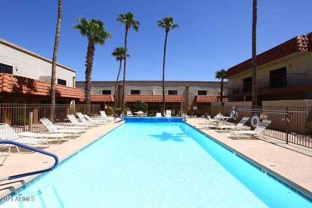 16510 E Palisades Boulevard #51, Fountain Hills, AZ 85268 (MLS #6227457) :: The Newman Team