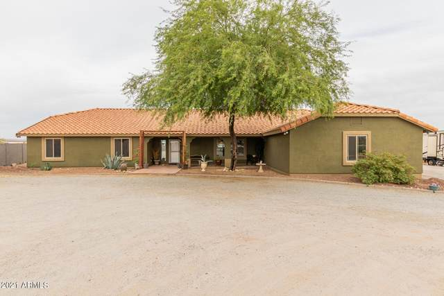 5203 N 200TH Avenue, Litchfield Park, AZ 85340 (MLS #6227465) :: Executive Realty Advisors
