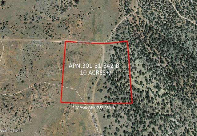 41201 W Hard Rock Way, Seligman, AZ 86337 (MLS #6227467) :: The Riddle Group