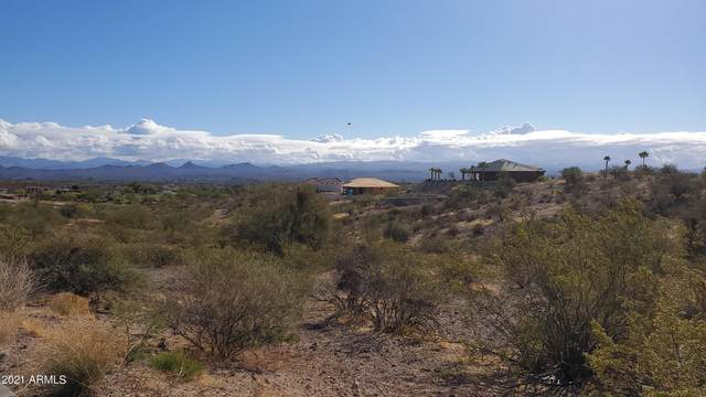 330 Jingle Bob Road, Wickenburg, AZ 85390 (MLS #6227469) :: West Desert Group | HomeSmart