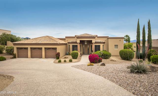 16750 E Nicklaus Drive, Fountain Hills, AZ 85268 (MLS #6227512) :: The Copa Team | The Maricopa Real Estate Company