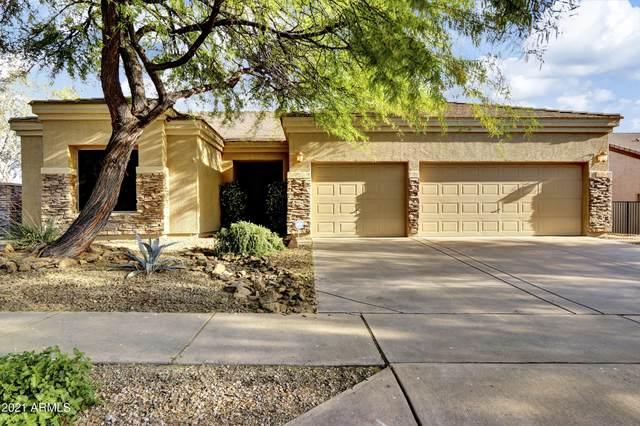 2729 W Darien Way, Phoenix, AZ 85086 (MLS #6227516) :: The Luna Team