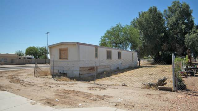 513 E Mahoney Avenue, Buckeye, AZ 85326 (MLS #6227532) :: Maison DeBlanc Real Estate