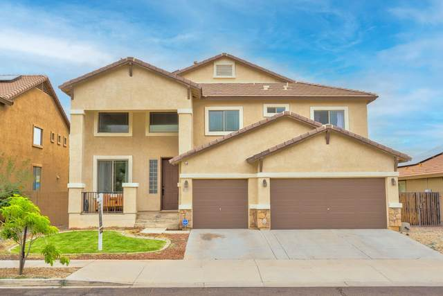 17336 W Elizabeth Avenue, Goodyear, AZ 85338 (MLS #6227539) :: Yost Realty Group at RE/MAX Casa Grande