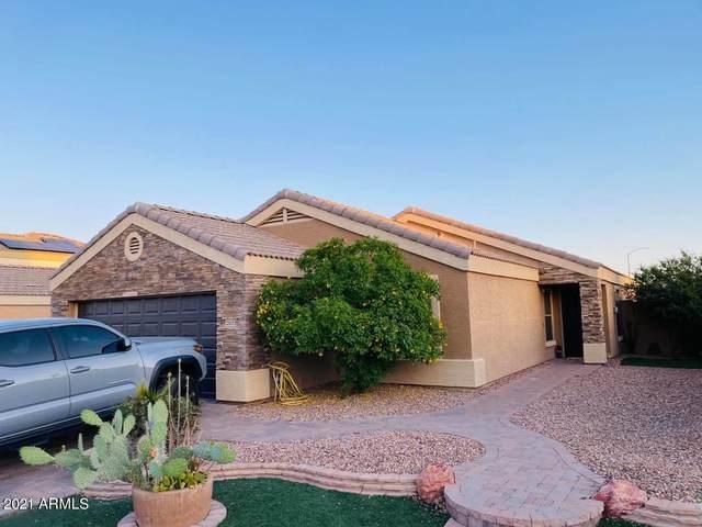 12653 W Surrey Avenue, El Mirage, AZ 85335 (MLS #6227549) :: Yost Realty Group at RE/MAX Casa Grande