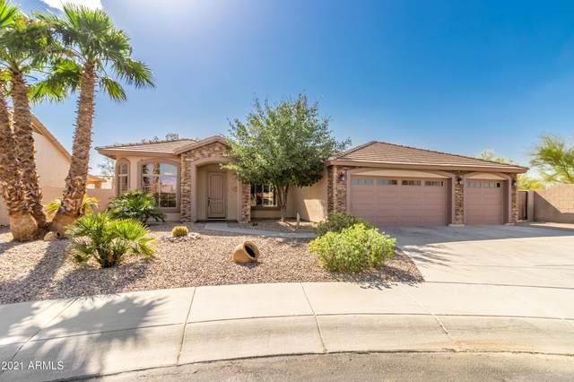 3841 N Kootenai Court, Casa Grande, AZ 85122 (MLS #6227568) :: Yost Realty Group at RE/MAX Casa Grande