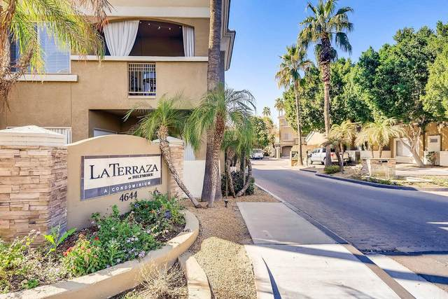 4644 N 22nd Street #2136, Phoenix, AZ 85016 (MLS #6227594) :: The Dobbins Team