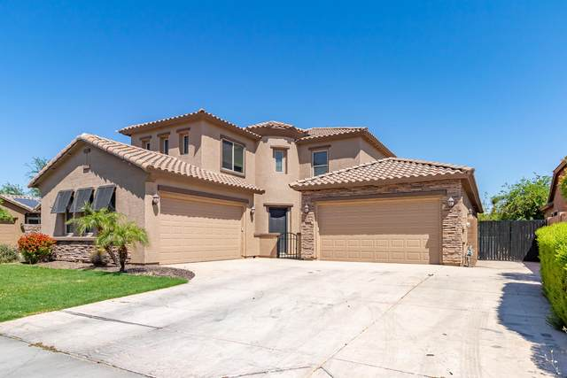 2782 E Lantana Drive, Chandler, AZ 85286 (MLS #6227598) :: Yost Realty Group at RE/MAX Casa Grande