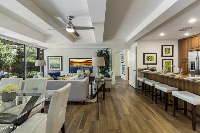 7167 E Rancho Vista Drive #1012, Scottsdale, AZ 85251 (MLS #6227642) :: My Home Group
