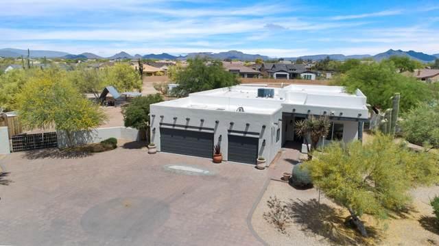 28637 N 44TH Street, Cave Creek, AZ 85331 (MLS #6227685) :: The Riddle Group