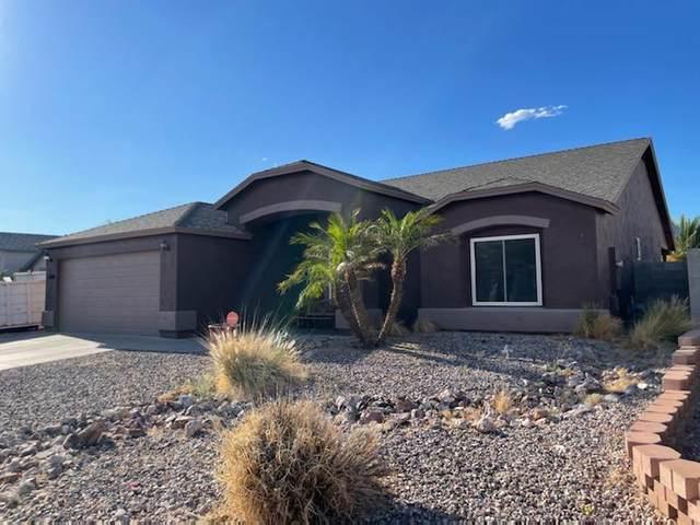 1360 E Rosemary Trail, Casa Grande, AZ 85122 (MLS #6227725) :: Yost Realty Group at RE/MAX Casa Grande