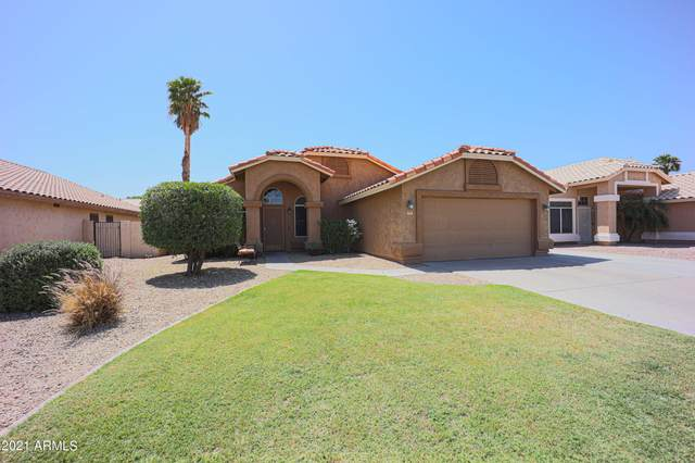 9741 W Mohawk Lane, Peoria, AZ 85382 (MLS #6227728) :: The Laughton Team
