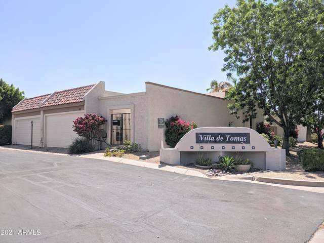2605 E Edgemont Avenue, Phoenix, AZ 85008 (MLS #6227734) :: Yost Realty Group at RE/MAX Casa Grande