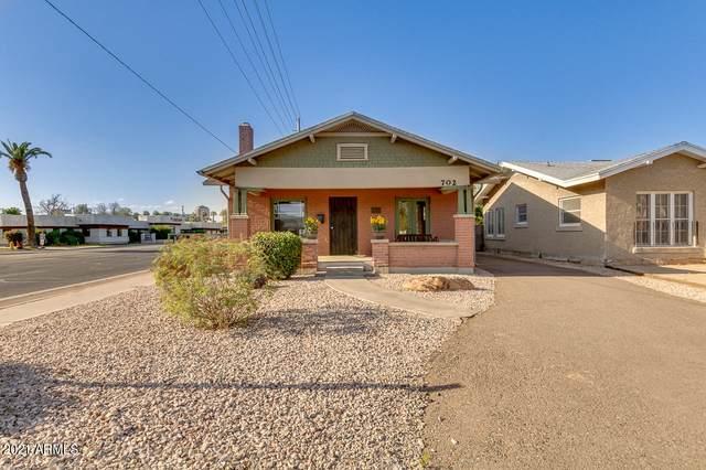 702 E Coronado Road, Phoenix, AZ 85006 (#6227749) :: Luxury Group - Realty Executives Arizona Properties