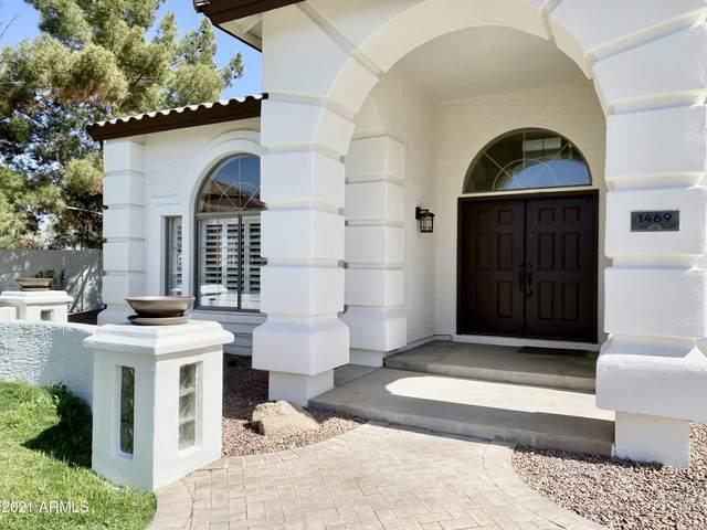 1469 E Canyon Way, Chandler, AZ 85249 (MLS #6227768) :: Keller Williams Realty Phoenix