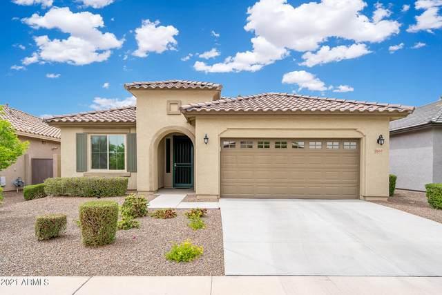 4666 N 204TH Lane, Buckeye, AZ 85396 (MLS #6227773) :: Howe Realty