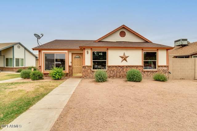 1055 N Recker Road #1208, Mesa, AZ 85205 (MLS #6227795) :: The Luna Team