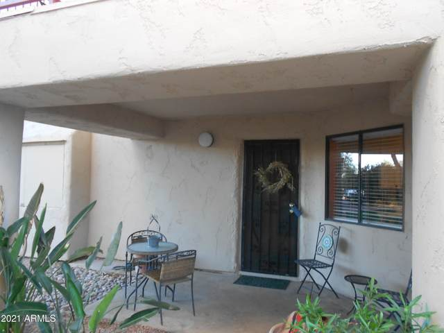 9340 N 92ND Street N #114, Scottsdale, AZ 85258 (#6227798) :: Luxury Group - Realty Executives Arizona Properties