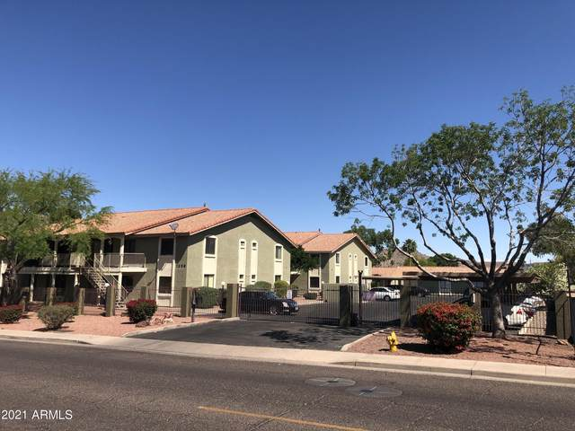 1336 E Mountain View Road #107, Phoenix, AZ 85020 (#6227820) :: Luxury Group - Realty Executives Arizona Properties