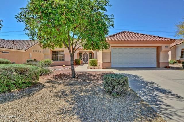 15315 W Sky Hawk Drive, Sun City West, AZ 85375 (MLS #6227843) :: The Luna Team