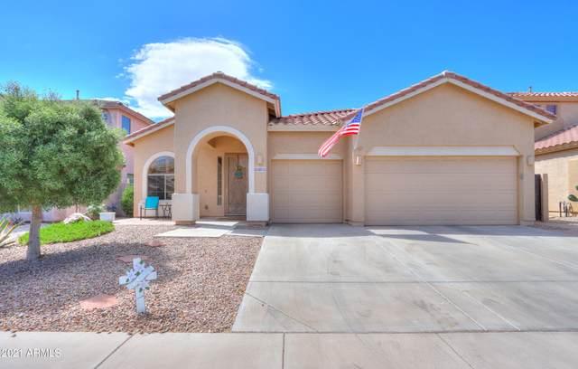 43873 W Knauss Drive, Maricopa, AZ 85138 (#6227878) :: The Josh Berkley Team