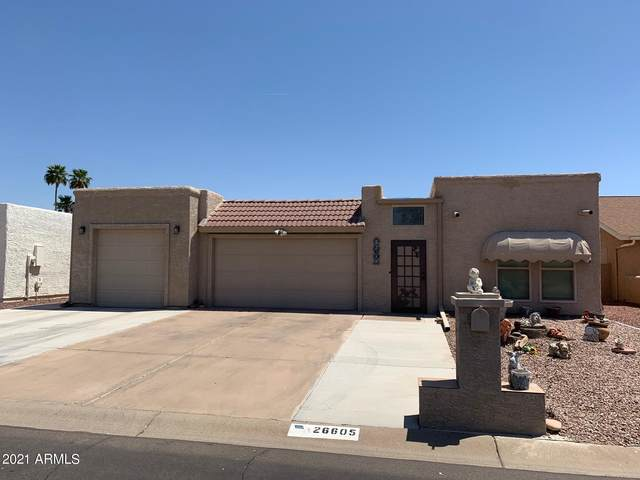 26605 S Nicklaus Drive, Sun Lakes, AZ 85248 (MLS #6227913) :: Long Realty West Valley