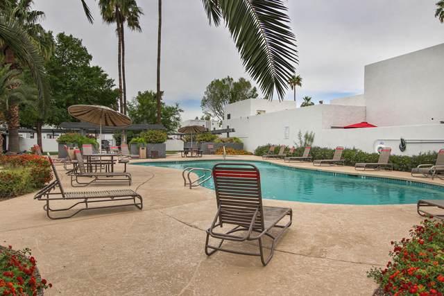8588 E Indian School Road J, Scottsdale, AZ 85251 (MLS #6227930) :: My Home Group