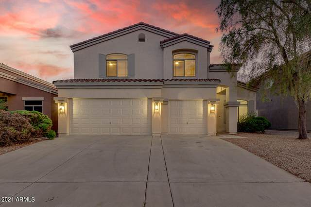3533 W Sunshine Butte Drive, Queen Creek, AZ 85142 (MLS #6227938) :: The Luna Team