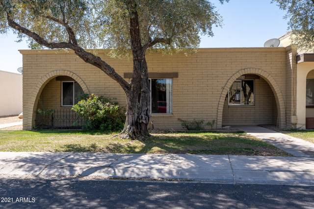 8219 E Berridge Lane, Scottsdale, AZ 85250 (MLS #6227951) :: Service First Realty
