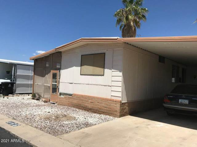 3411 S Camino Seco #466, Tucson, AZ 85730 (MLS #6227972) :: Yost Realty Group at RE/MAX Casa Grande