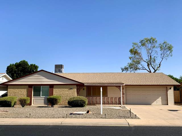 10219 W Concord Avenue, Sun City, AZ 85351 (MLS #6227995) :: The Laughton Team