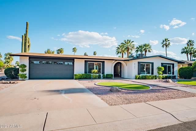 8741 E Heatherbrae Drive, Scottsdale, AZ 85251 (MLS #6227999) :: The Luna Team