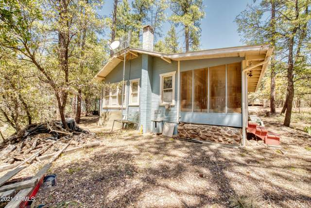 3674 N Navajo Drive, Pine, AZ 85544 (MLS #6228021) :: Dave Fernandez Team   HomeSmart