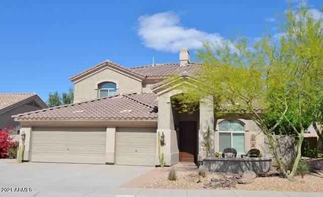 16814 S 14TH Drive, Phoenix, AZ 85045 (MLS #6228037) :: Yost Realty Group at RE/MAX Casa Grande