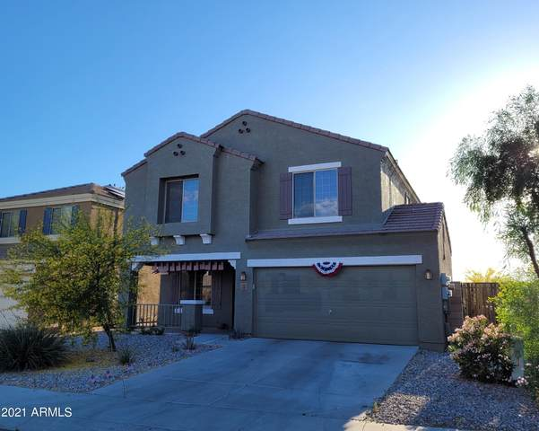 5722 S 240TH Drive, Buckeye, AZ 85326 (MLS #6228045) :: The Luna Team