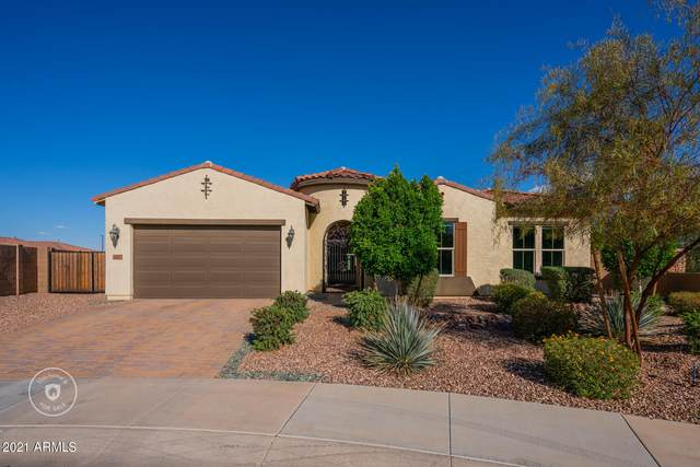 4127 N 185TH Drive, Goodyear, AZ 85395 (MLS #6228051) :: Howe Realty