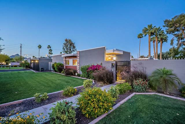 4419 N 27TH Street #28, Phoenix, AZ 85016 (MLS #6228064) :: Yost Realty Group at RE/MAX Casa Grande