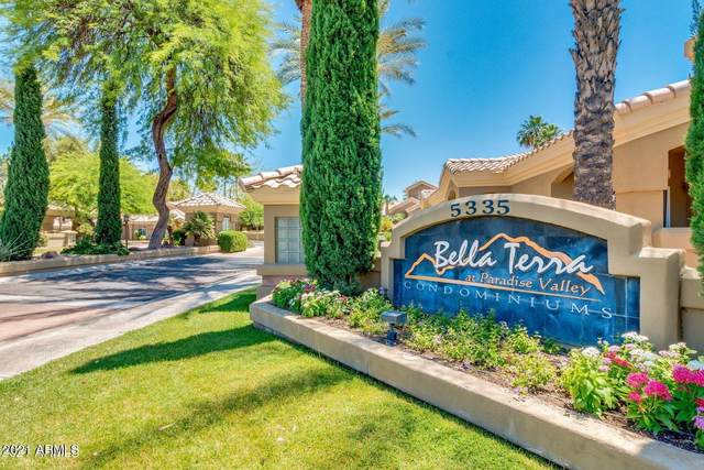 5335 E Shea Boulevard #1037, Scottsdale, AZ 85254 (MLS #6228099) :: The Riddle Group