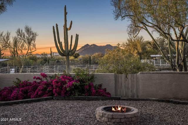 6616 E Ranch Road, Cave Creek, AZ 85331 (MLS #6228112) :: Lucido Agency