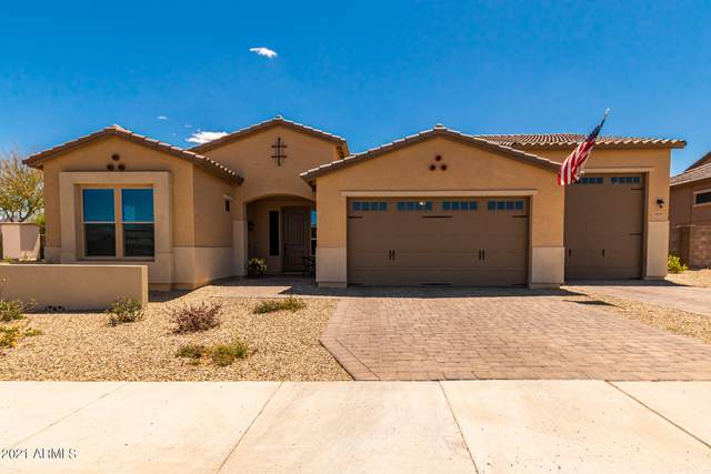 18109 W Cassia Way, Goodyear, AZ 85338 (MLS #6228126) :: Yost Realty Group at RE/MAX Casa Grande