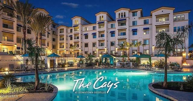 2511 W Queen Creek Road #116, Chandler, AZ 85248 (#6228159) :: Luxury Group - Realty Executives Arizona Properties