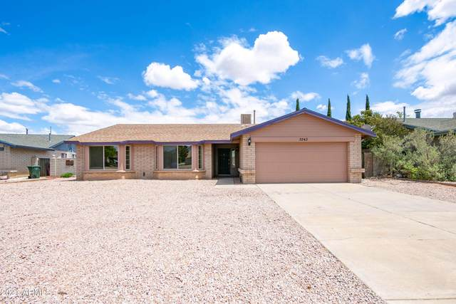 3243 Eagle Ridge Drive, Sierra Vista, AZ 85650 (MLS #6228163) :: Yost Realty Group at RE/MAX Casa Grande