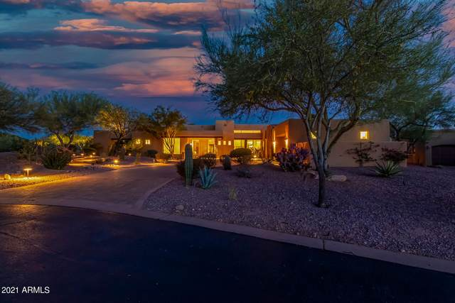 7357 E Spanish Bell Lane, Gold Canyon, AZ 85118 (MLS #6228179) :: Klaus Team Real Estate Solutions