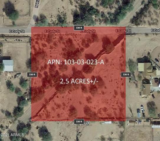 512 N Chaparral Road, Apache Junction, AZ 85119 (MLS #6228224) :: Scott Gaertner Group