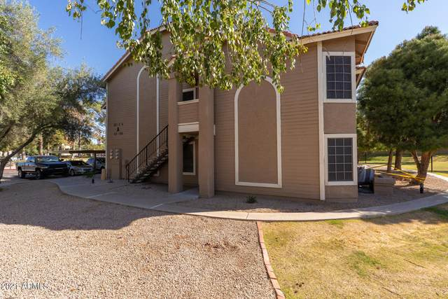 5230 E Brown Road #201, Mesa, AZ 85205 (MLS #6228235) :: Maison DeBlanc Real Estate