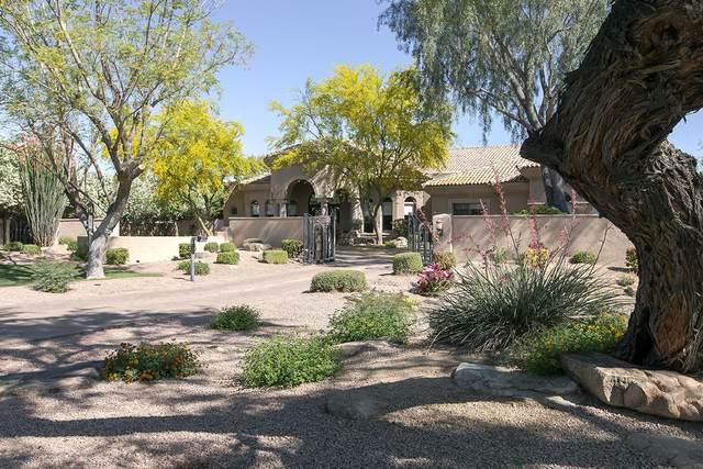 7100 E Berneil Drive, Paradise Valley, AZ 85253 (MLS #6228239) :: Yost Realty Group at RE/MAX Casa Grande